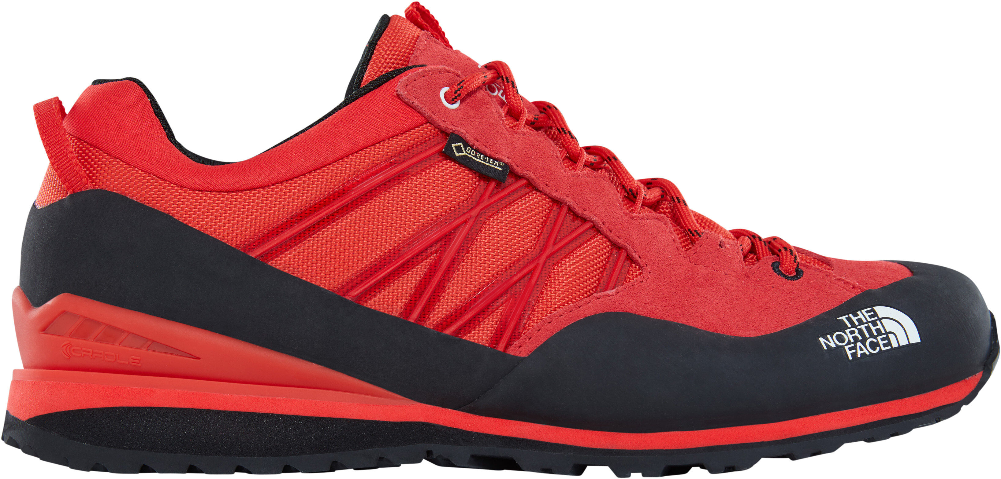 f216fe1a7c2 The North Face Verto Plasma 2 GTX Shoes Men red black at Addnature.co.uk